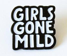 Becky Simpson Girls Gone Mild Pin