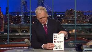Darren Booth Book Cover Steve Martin