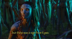 Avatar the Movie Used Papyrus by Chris Costello