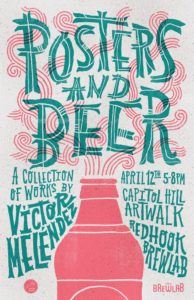 Poster Design by Victor Melendez