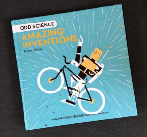Amazing Inventions Kids Book by James Olstein