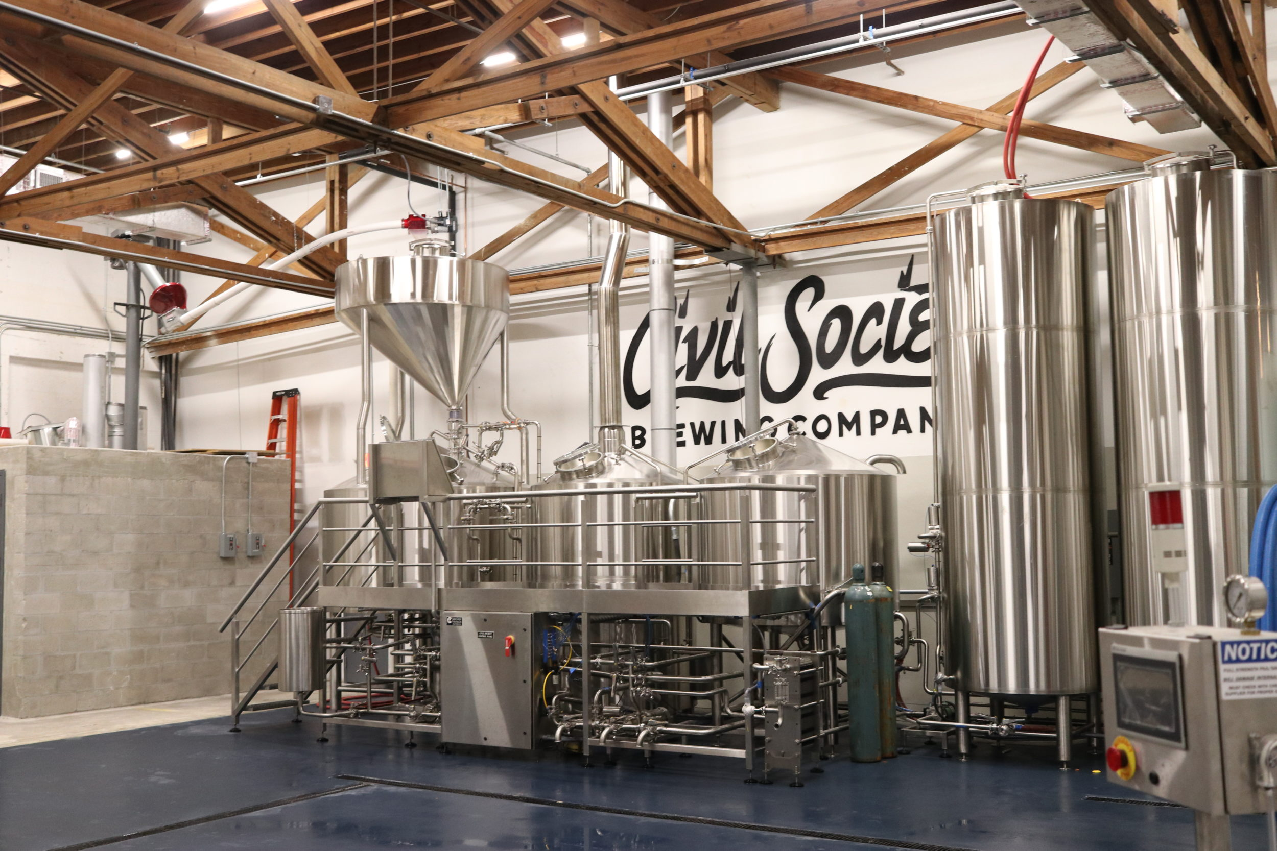 Civil Society Brewery