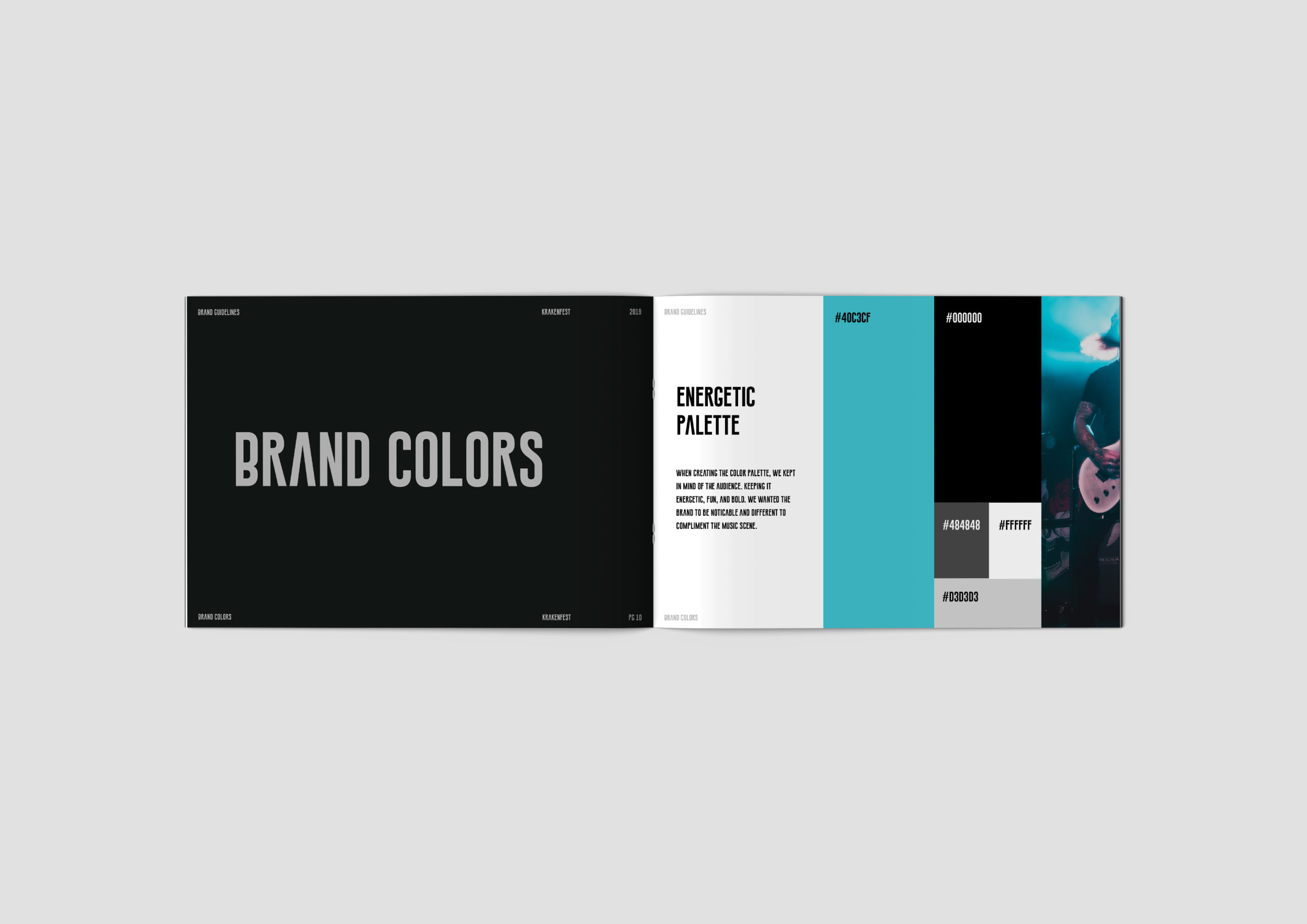 Brand Guide—Color Palette