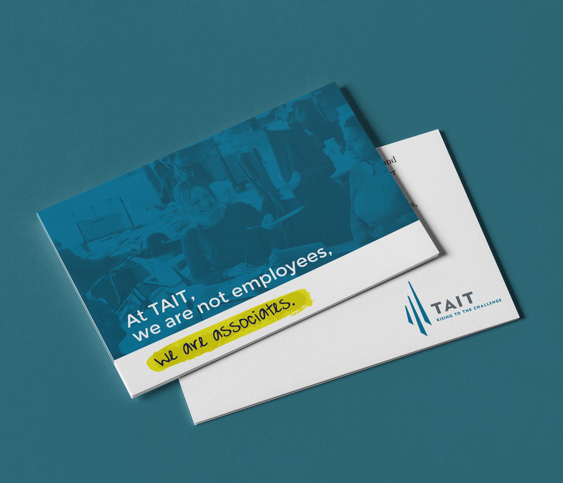 Tait postcard