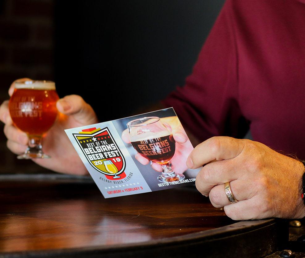 Belgian Beer Fest Logo